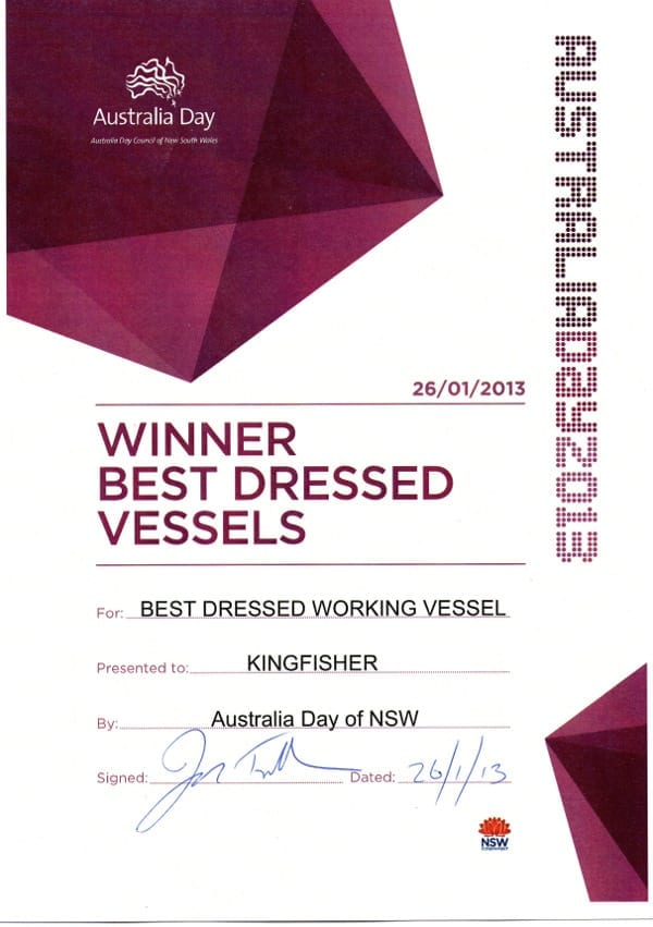 Best Dressed Working Vessel 13