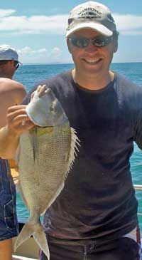 Another bloke with a morwong
